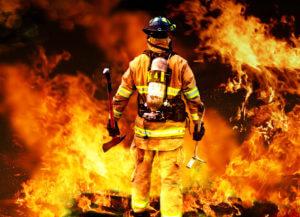 Luoghi a Maggior Rischio in caso d'incendio